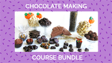 Online Chocolate Making Course Bundle