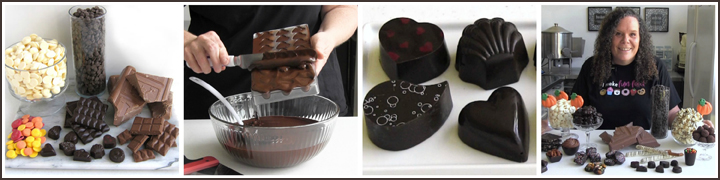 Online Chocolate Making Course